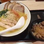 鶏白湯ラーメン鳥華/香港