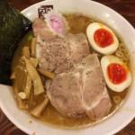 煮干しラーメン七代目 玉五郎/大阪・北新地